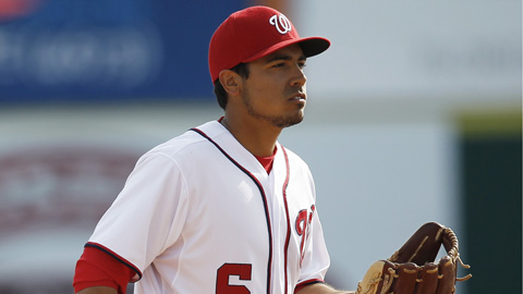Anthony Rendon was selected with the sixth overall pick in the 2011 Draft.